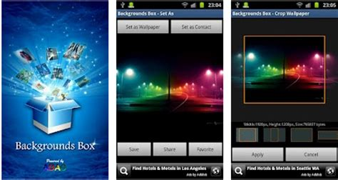 free android wallpaers apps