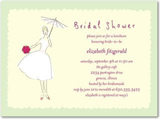 Make Your Own Bridal Shower Invitations by Bridal Shower Invitations Bridal Shower Invitations Make