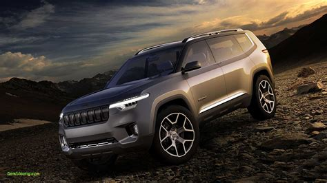 2019 Jeep Vehicles by 2019 Jeep Grand 7 Seater 2019 2020 Jeep