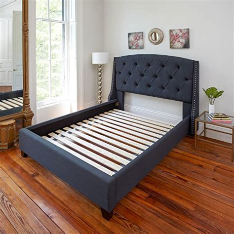 Heavy Duty Wooden Bed Slats Classic Brands Heavy Duty King Size Wooden Bed Slats Bunkie Board Frame For New Ebay