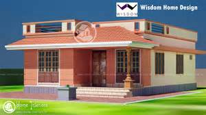 Home Designing 850 Sq Ft Beautiful Kerala Home Design