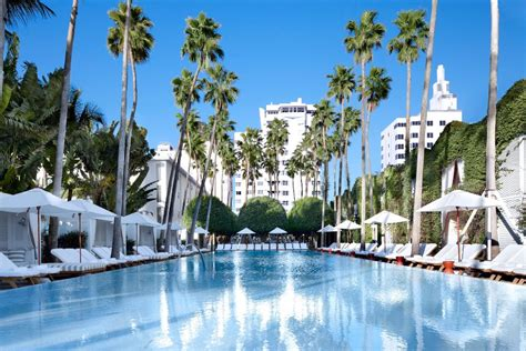 best hotel miami 5 of the best hotel pools in miami visitflorida