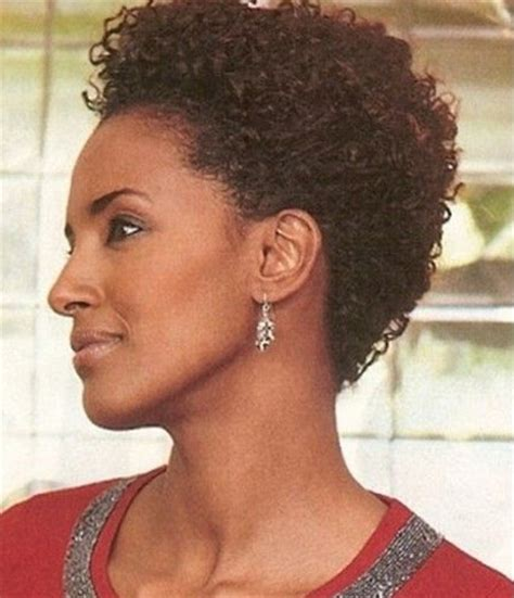 short hair cuts for natural curly hair front and back views black women short cuts short hairstyles 2017 2018