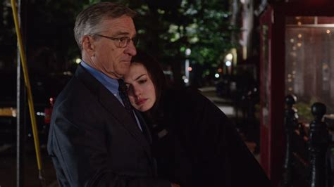 the intern in the intern hathaway robert de niro explore an