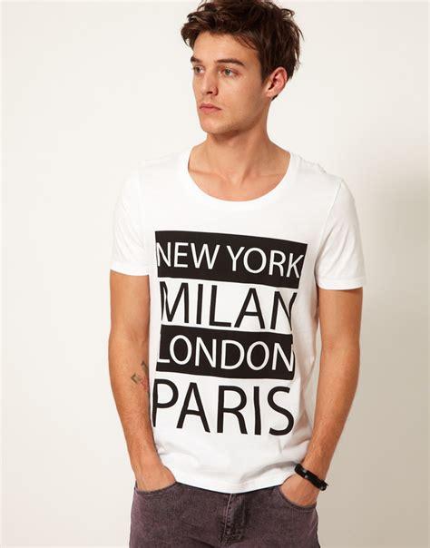 New Givency 207 new york milan t shirt spentmydollars