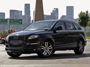 Used Cars Usa Audi Q7 Audi Q7 Images World Of Cars
