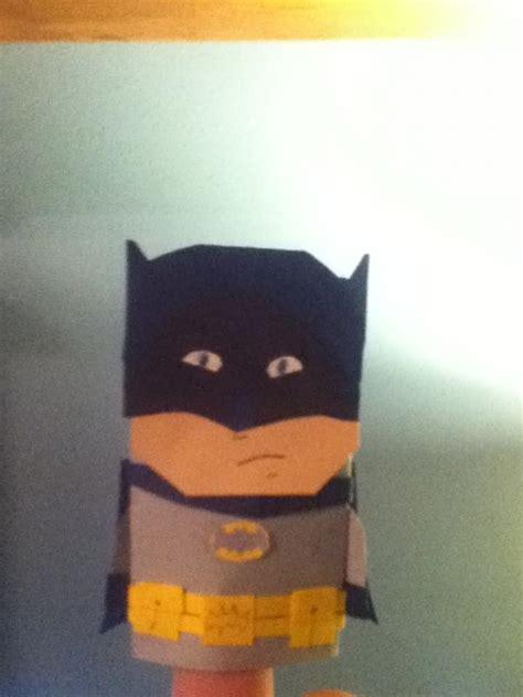How To Make A Paper Batman - yodamasters origami batman origami yoda