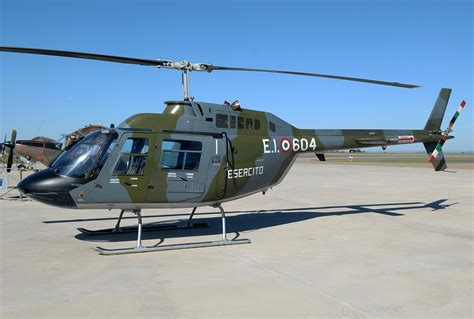 Helicopter Bell 206 file agusta bell ab 206a jetranger italy army jp7373821