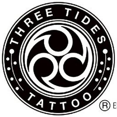 three tides tattoo three tides threetides