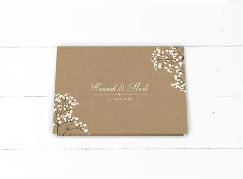 Hochzeitseinladung Klappkarte by Quot Flourish Pompom Quot Hochzeitseinladung Klappkarte Paper
