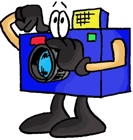 free camera cartoon, download free clip art, free clip art