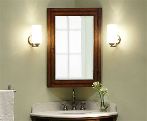 replace bathroom mirror bathroom medicine cabinet mirror replacement better