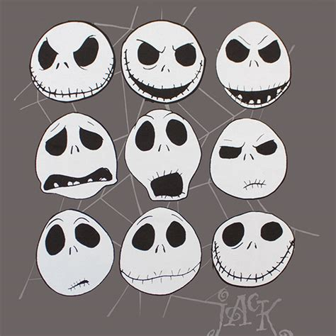 Home Decorating Shows On Tv by The Nightmare Before Christmas Many Faces Of Jack T Shirt