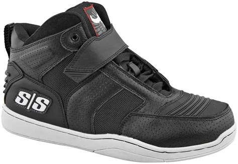 motorcycle riding shoes mens speed strength run with the bulls 2 0 motorcycle riding