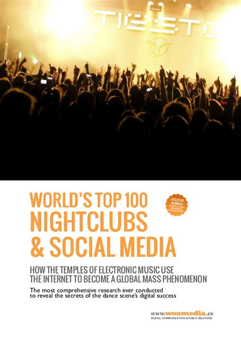 Top 100 Bars by The World S Top 100 Nightclubs Social Media