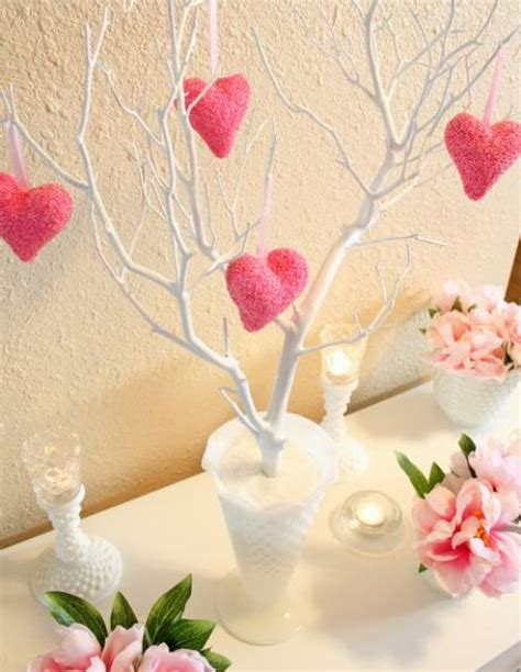 valentines day decor picture of fun pink valentines day decor ideas
