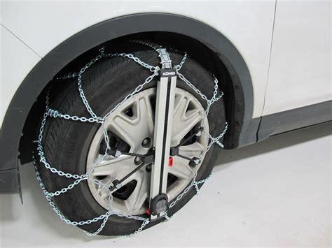 snow chains for bmw x3 2017 bmw x3 tire chains konig