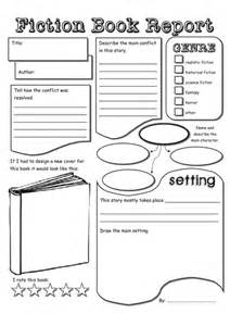 Non Fiction Book Report Template 2nd Grade by Fiction Non Fiction Book Report By Tokyo Molly Teaching Resources Tes