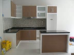 kitchen set dapur rumah minimalis
