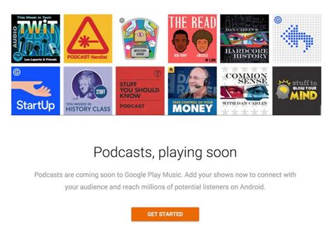 google pod google planeja podcasts no google play music google