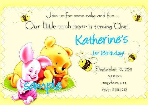 baby birthday invitation card template free 21 birthday invitation wording that we can make