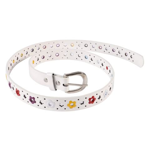 toddler belts colorful toddler baby waist belt buckle pu leather