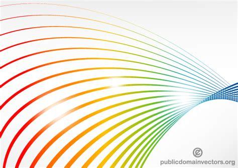 color designs color lines background design free vector