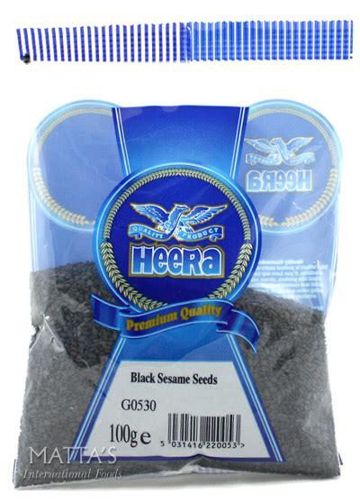 Black Sesame Seeds 100g black sesame seeds 100g mattas