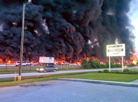 monster truck show columbia sc a tanker truck exploded this morning in columbia sc pics