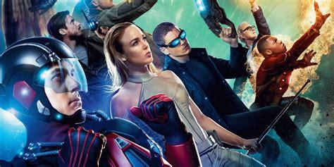 film seri legend of tomorrow how legends of tomorrow has hurt arrow the flash