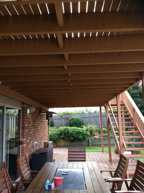 Waterproof Deck Ceiling by Waterproof Deck With Underdeck