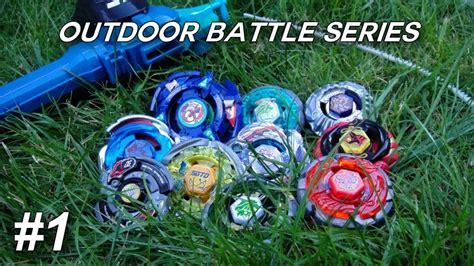 beyblade series outdoor beyblade battle series 1 grass viewer