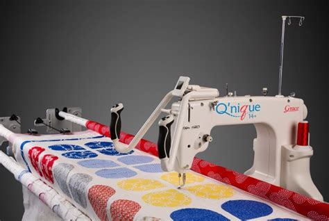 mid arm quilting machine