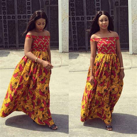 latest dress style fabulous 2017 latest ankara styles slayed today jmf