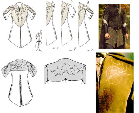sewing pattern quiver legolas costume pattern google search middle earth