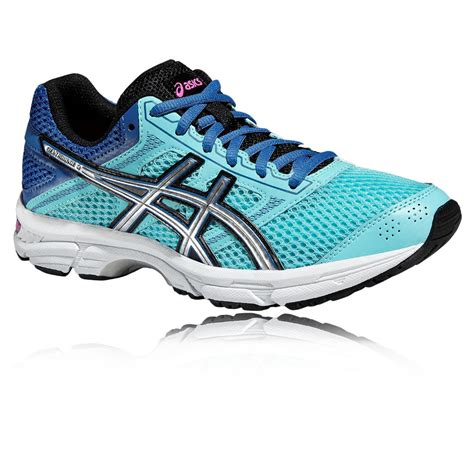 blue running shoes womens exclusive asics gel trounce 3 womens running shoes ss16