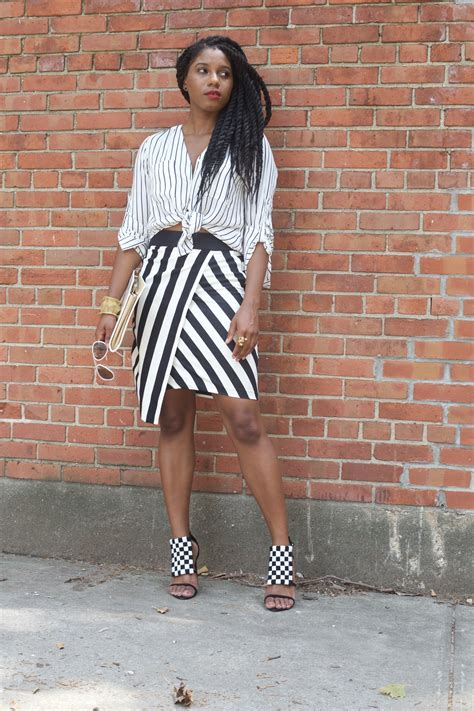 Stripes More Stripes Are The Stylish Answer To All Well Many Of Lifes Problems This Winter Fashiontribes Fashion by How To Wear Stripes On Stripes Fashion Nyc