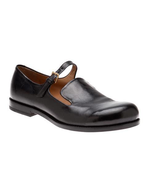 jil sander loafer jil sander loafer in black lyst