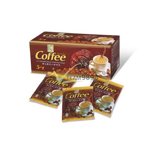 Coffe K Link k lingzhi 5 in 1 coffee