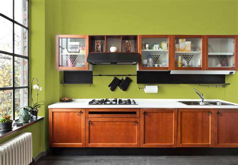 Colore Parete Verde by I Migliori Colori Delle Pareti Per Una Cucina Classica