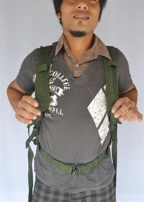 Jual Tas Ransel Punggung Besar Army Libanon jual tas ransel punggung militer tni suryaguna