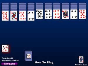 Paciencia spider jogos de cartas e baralho gr 225 tis online