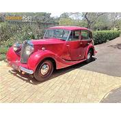 Triumph 1800 Town &amp Country Saloon 1947 For Sale In