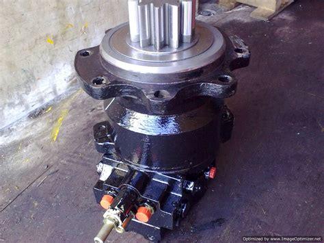 hydraulic slew motor hydraulic slew motor equipment repairs
