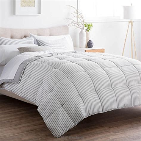 chambray comforter brookside striped chambray comforter set includes 2