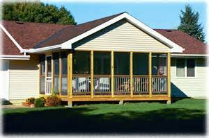 3 Season Porch Plans 3 Season Porch Cost Screen Porches Stamped Concrete