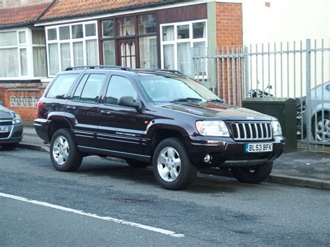 2003 Jeep Grand 2003 Jeep Grand Information And Photos Momentcar