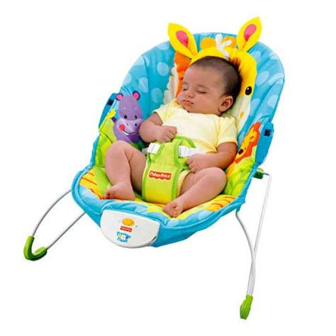 Can Baby Sleep In Vibrating Chair by Fisher Price Precious Planet Happy Giraffe