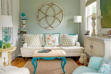 Chic Home Interiors 20 Distressed Shabby Chic Living Room Designs To Inspire