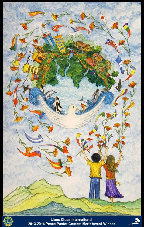 themes for drawing contests peace poster contest ideas www pixshark com images